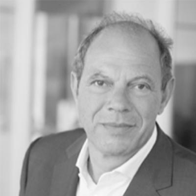Portret Hans Beeren