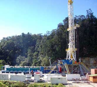 Drilling Rig 103