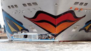 Schiffsvermietung | Komfortbarkasse Hertha