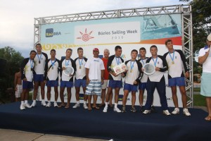 Sailing Week in Buzios is a must