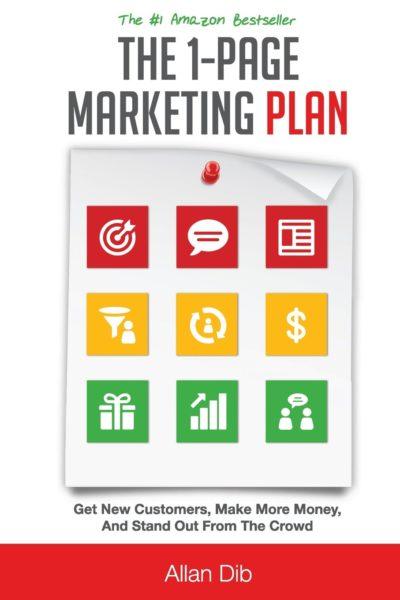 planning on marketing by Allan Dib