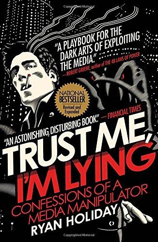 lying on social media book