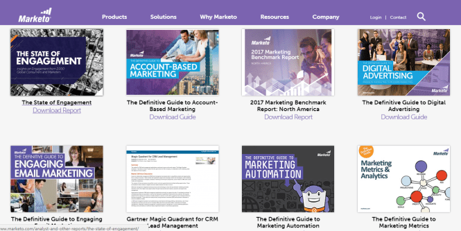 Content Ideas: Whitepaper Marketo