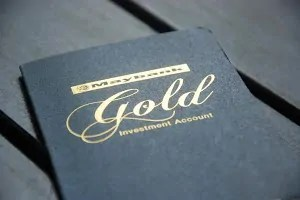 Maybank Gold Investment Account