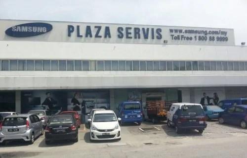 Service Centre Samsung_plaza servis