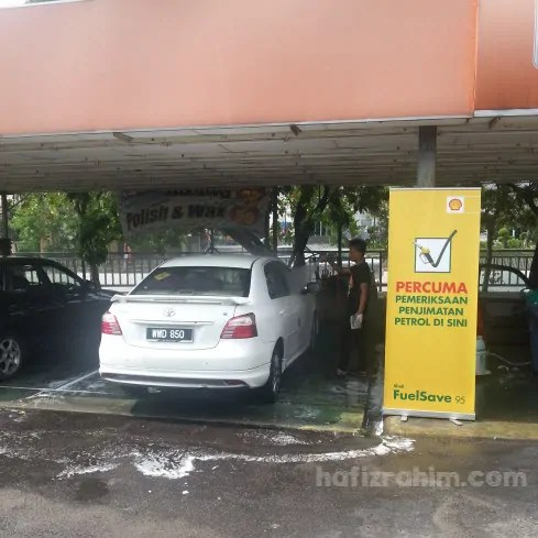 Shah alam car wash