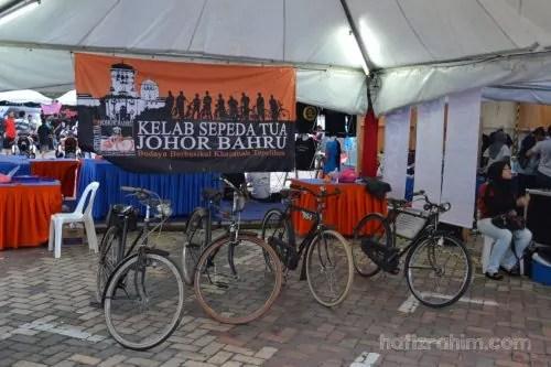 Danga Bay_Creative Fest-basikal tua