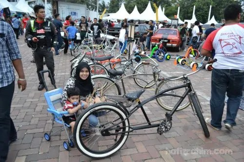 Danga Bay_Creative Fest-custom bicycle