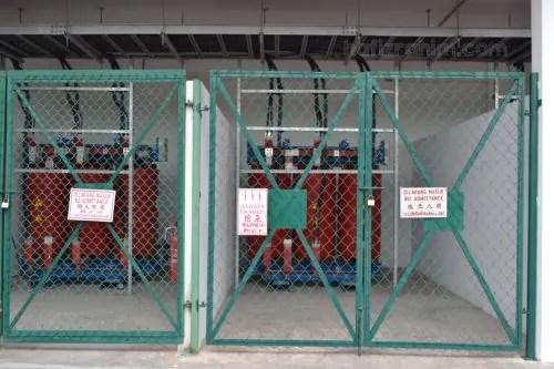 Transformer sel kering-dry cell transformer