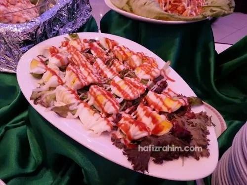 menu iftar ramadhan
