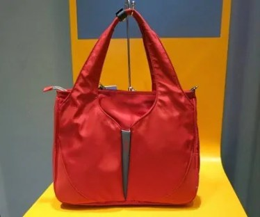 Terminus The Bright Tote Red