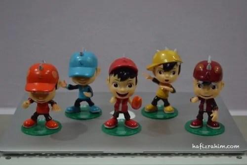 Figurin 3D BoBoiBoy
