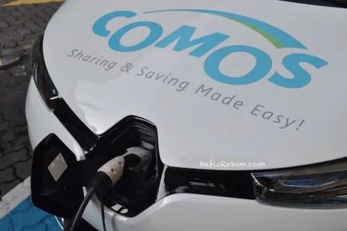 COMOS EV Car charging
