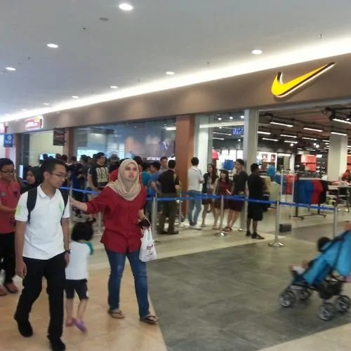 Nike Mitsui Outlet Park