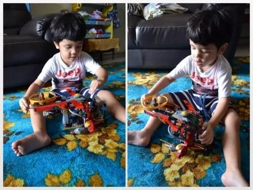 Main LEGO Ninjago