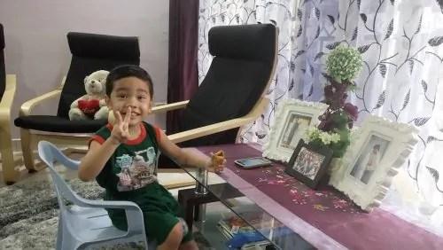 Khair_Tamat Hari Pertama Pra Sekolah