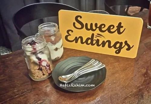 Desserts_Tiramisu & Chunky Peanut Butter