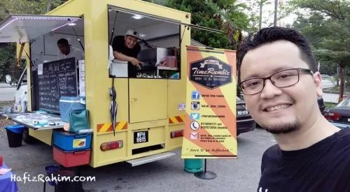 Borak Time Rumble Foodtruck