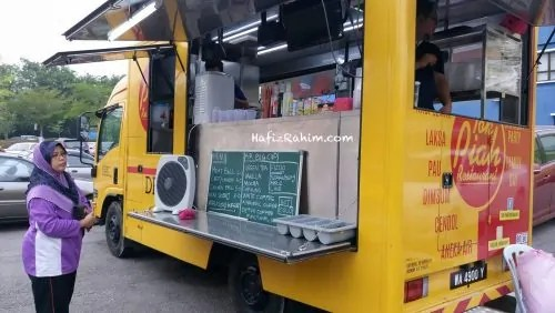 Tok Piah Restaurant Foodtruck