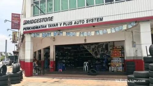 Kedai tayar murah Bangi