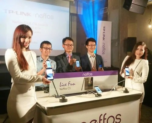 TP-Link Neffos Launching