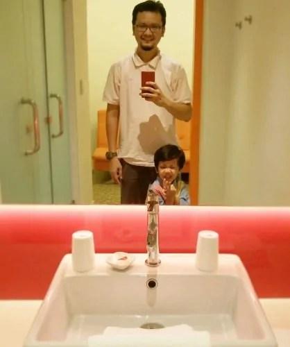 Hafiz Rahim & Khair Selfie