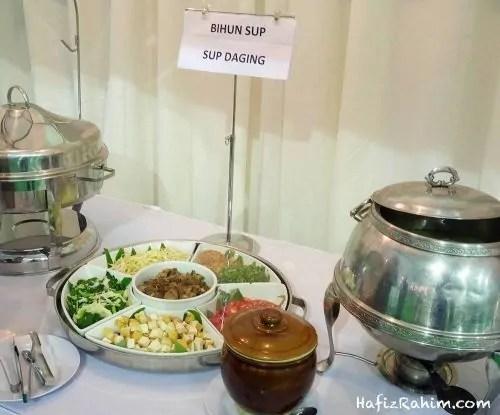 Bihun dan Sup Daging 9Kedondong