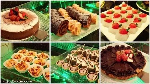 Dessert Hotel Bangi-Putrajaya