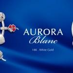 Cara Beli Jewellery Aurora Blanc   White Gold 18 karat
