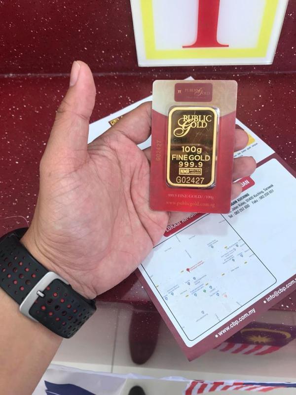 Pengalaman gadai emas di Ar-Rahnu Bank Koperasi