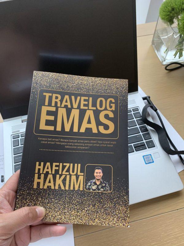 Tahniah! Penerima buku Travelog Emas secara percuma!