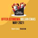 Offer terhad sehingga 1 June 2021 jam 11:59 malam