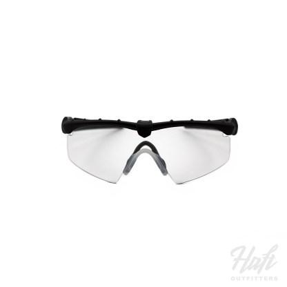 Oakley SI Ballistic M Frame 2.0 Strike - Black Frame - 0N Clear Lens - SKU: 11-139