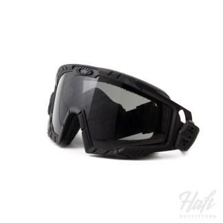 Oakley SI Ballistic Goggle 2.0 - Black Frame - 3N Grey Lens - SKU: OO7035