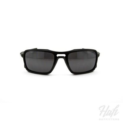 Oakley Triggerman - Matte Black Frame - 3N Black Iridium Lens - SKU: OO9266-01