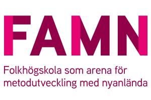 FAMN logotype.