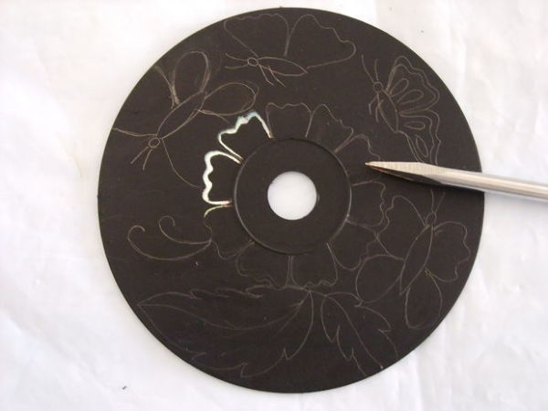 CD-reciclar-dibujar-manualidades