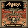 【鋼】Anthrax『The Greater of Two Evils』レビュー