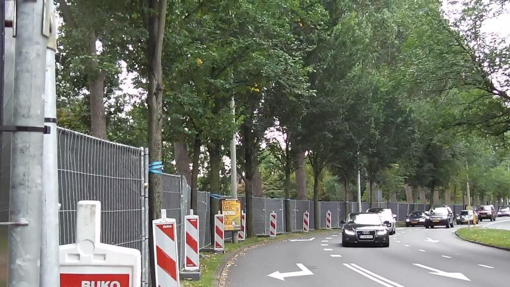 800 bomen gaan neer