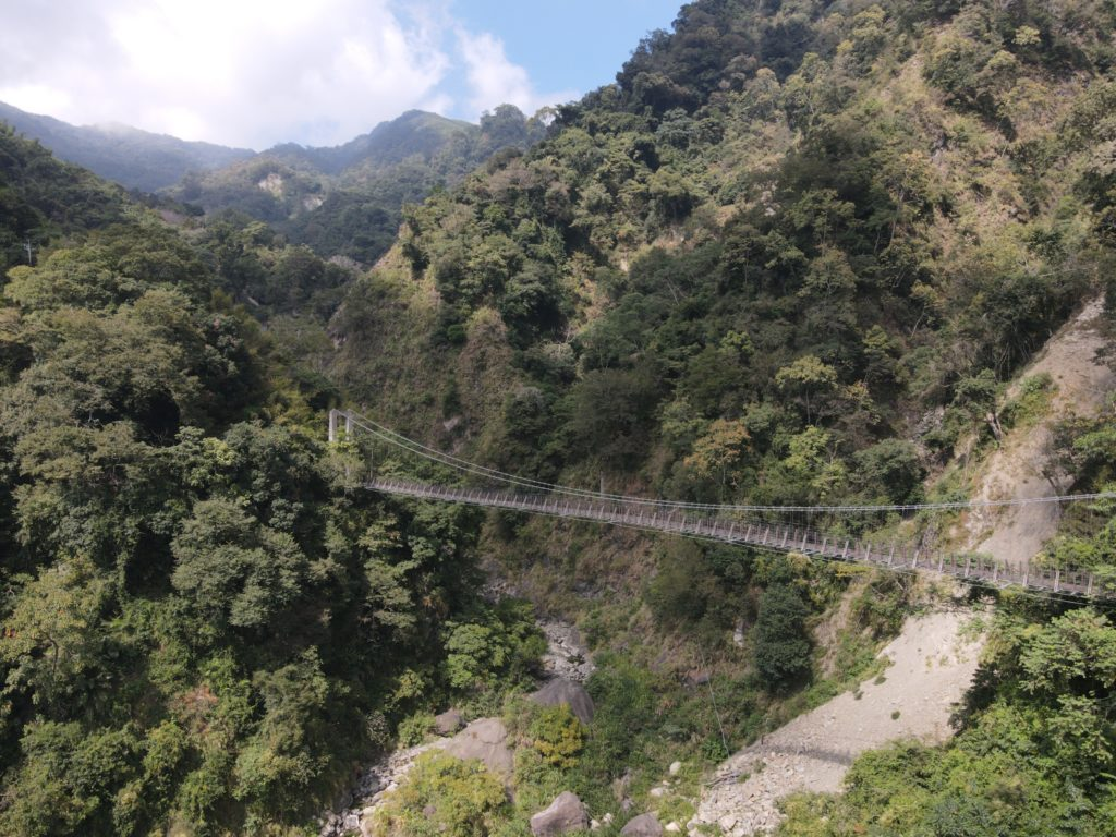 Shipangu Suspension Bridge