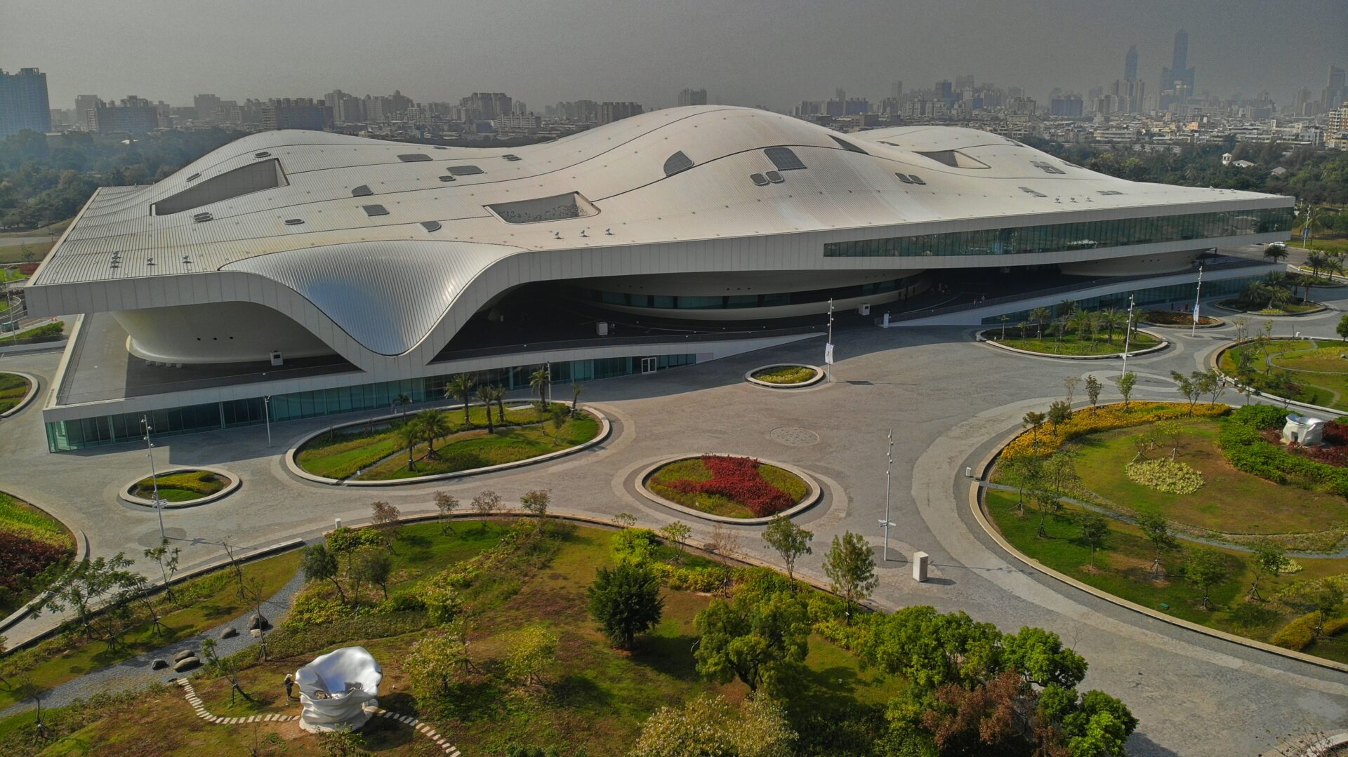 National Kaohsiung Center for the Arts-Weiwuying