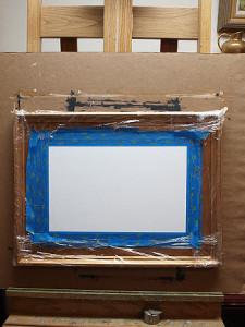 Custom Illusion Frame Step 10
