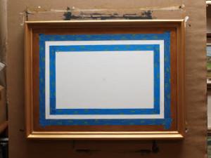 Custom Illusion Frame Step 7