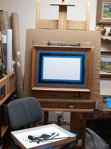 Custom Illusion Frame Step 8
