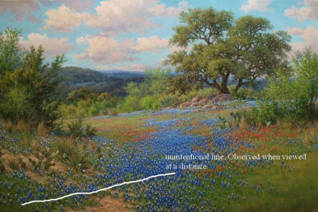 bluebonnet painting demo