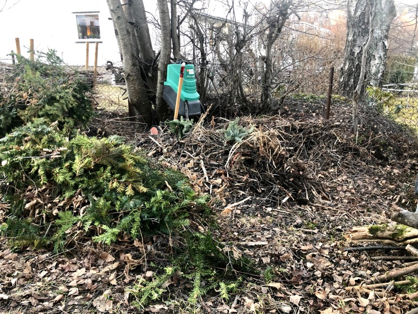 kompost hageavfall kaldkompost