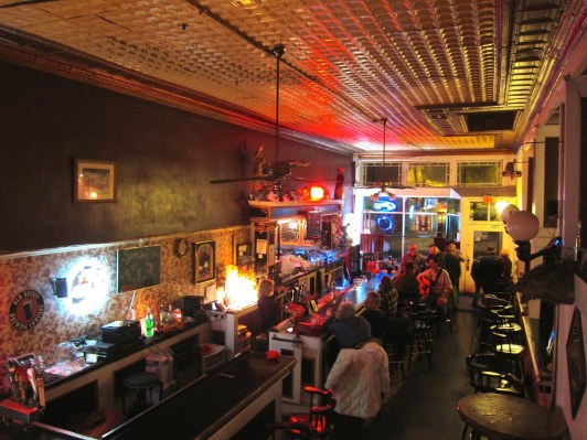 The Bisbee Saloon