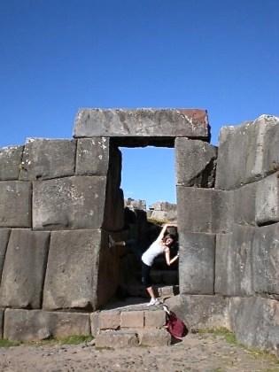 Sacsayhuaman Peru
