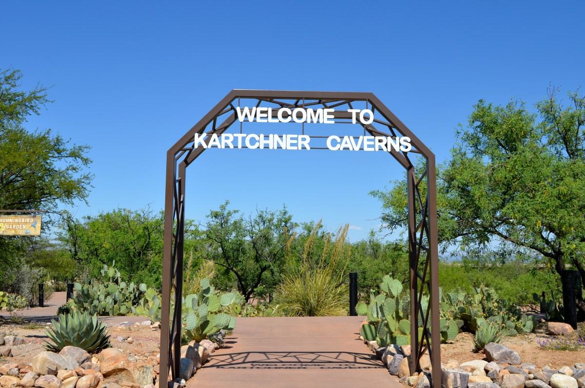 Welcome to kartchner Caverns