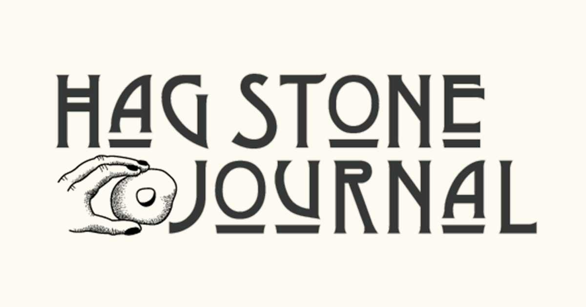 Welcome Hag Stone Journal Throughout history, the hag stone has been thought of as one of the most spiritual stones available. welcome hag stone journal